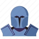 armor, avatar, fantasy, helmet, knight, warrior icon