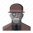 avatar, fantasy, gentleman, hat, mustache, roleplay icon