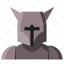 armor, avatar, fantasy, knight, roleplay, warrior icon
