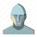 armor, avatar, fantasy, helmet, knight icon