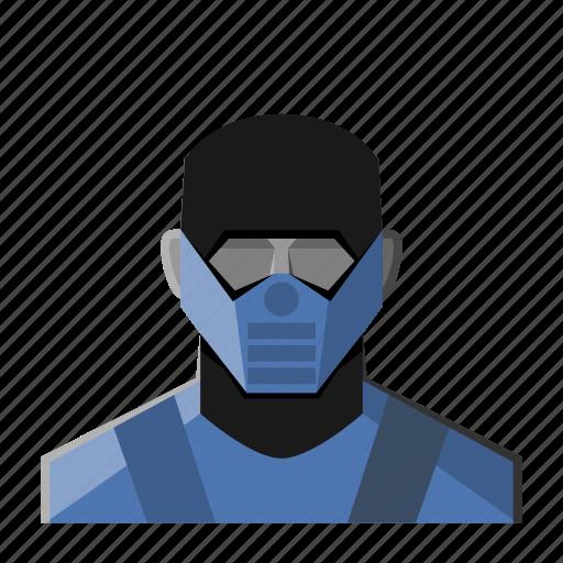 avatar, fantasy, mask, ninja, roleplay, warrior icon