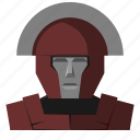 avatar, fantasy, helmet, knight, legionary, roleplay, warrior icon