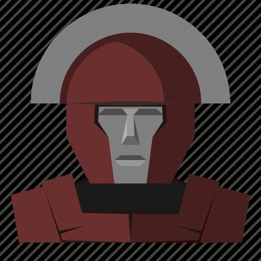 avatar, fantasy, helmet, knight, legionary, roleplay, warrior icon