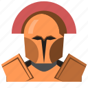 armor, avatar, fantasy, knight, legionary, roleplay, warrior icon
