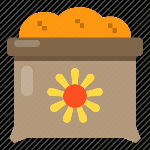 bag, briefcase, fertilizer, luggage, shopping icon