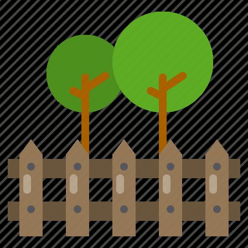 fence, furniture, garden, interior, wooden icon