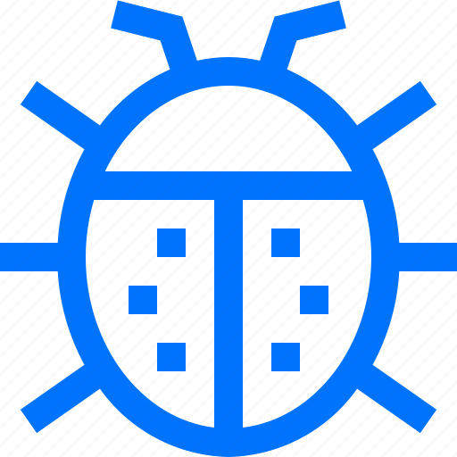 Bug, farm, garden, insect, ladybug icon - Download on Iconfinder