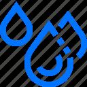 drop, farm, garden, watering icon