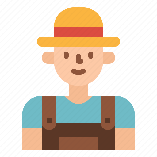 Avatar, farmer, job, man, occupation, people icon - Download on Iconfinder