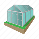 agriculture, blooming, cartoon, garden, gardening, greenhouse, petal icon