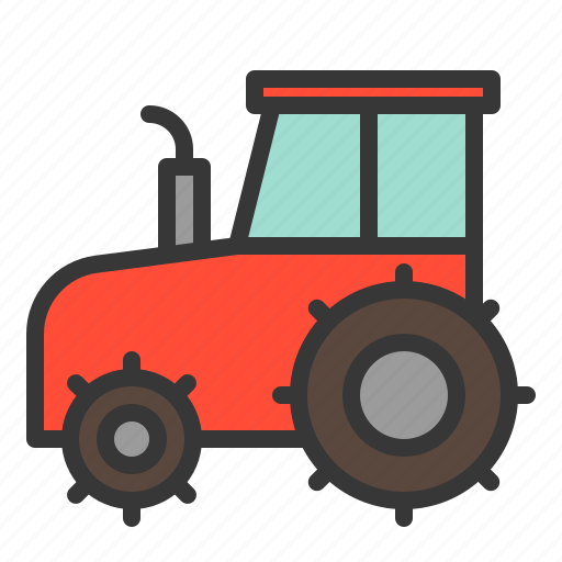 equipment, farm, farming, tractor icon