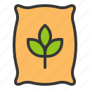 equipment, farm, fertilizer, manure icon