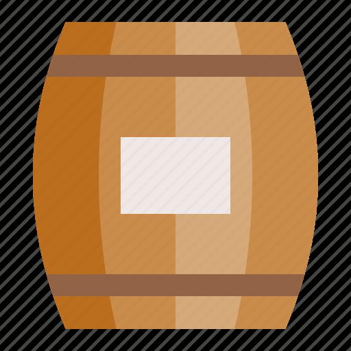 barrel, beer barrel, farm, wine, wine barrel icon