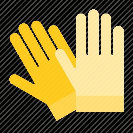 equipment, farm, glove, gloves icon