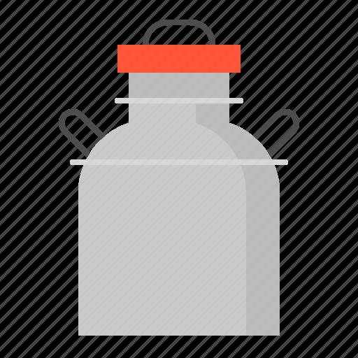 equipment, farm, milk, milk tank icon