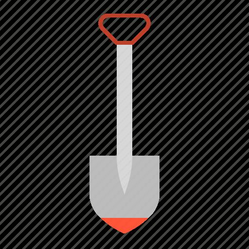 agricultural equipment, equipment, farm, shovel icon