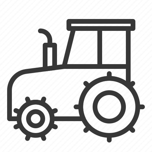agriculture, equipment, farm, tractor icon