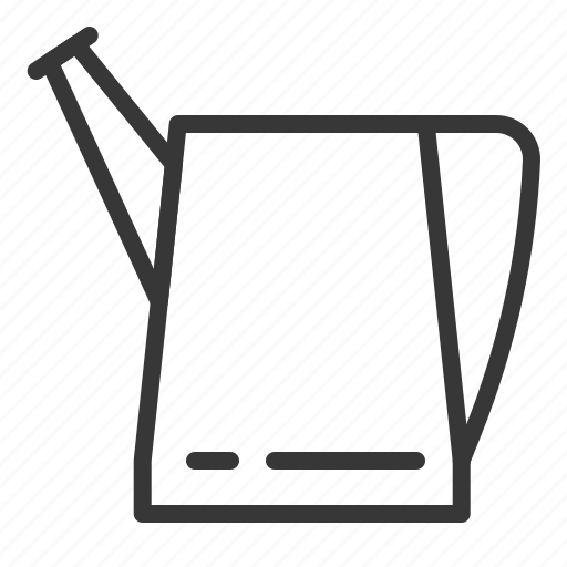 equipment, farm, water, water can, watering icon