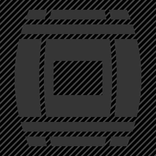 Barrel, bear barrel, farm, wine barrel icon - Download on Iconfinder