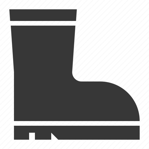 agricultural, boot, equipment, farm, shoe icon