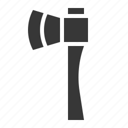 agricultural, agricultural equipment, axe, equipment, farm icon