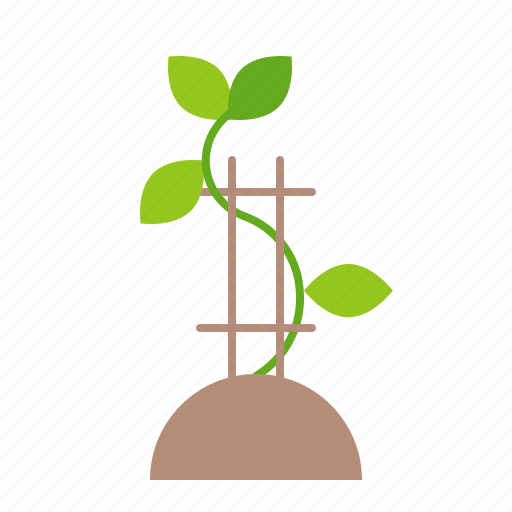 farm, seedling, sprout, tree, young plant icon