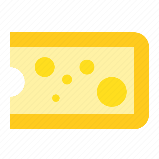 cheese, dairy product, farm, food icon