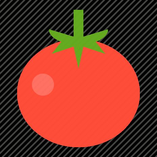 farm, food, tomato, vegetable, vitamin icon