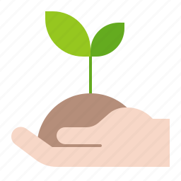 agriculture, farm, plant, seedling, sprout, young plant icon