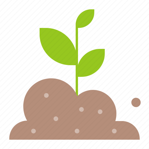 farm, plant, seedling, sprout, tree, young plant icon