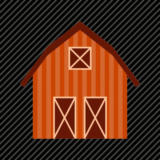 agriculture, barn, farm, farming, field, harvest, rural icon
