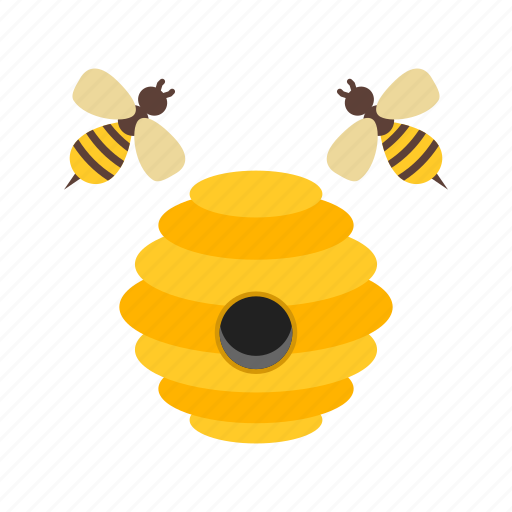 bee, beehive, bees, food, hive, hives, honey icon