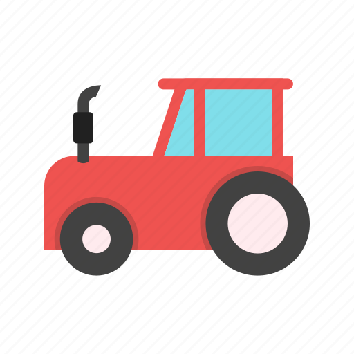 equipment, farm, field, industry, machinery, tractor icon