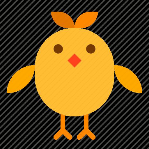 animal, chicken, farm icon