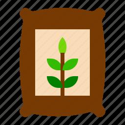 farm, fertilizer, growth icon