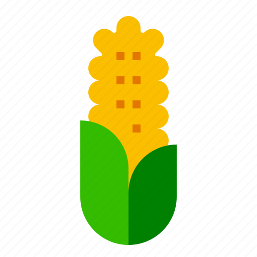 cereal, corn, farm icon