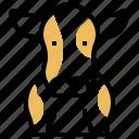 animal, cow, farm, mammal, ox icon