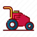 agriculture, farm, farming, harvest, lawn, mower, nature