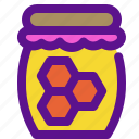 country, ecology, honey, tools icon