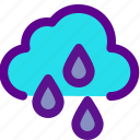 country, ecology, rain, tools icon