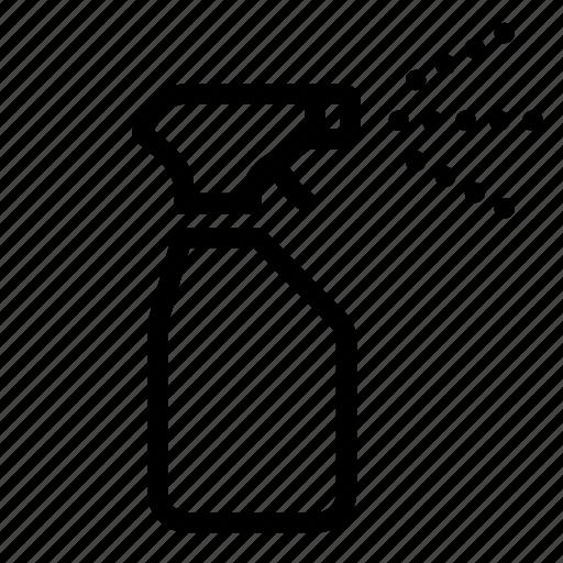 crop protection, spray, sprayer icon
