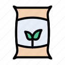 agriculture, farming, gardening, sack, seed