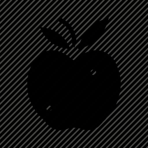 apple, farm, farming, fresh, fruit, juice, organic icon