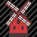 agriculture, farm, farming, gardening, windmill