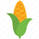 agriculture, corn, farming, gardening, vegetables icon