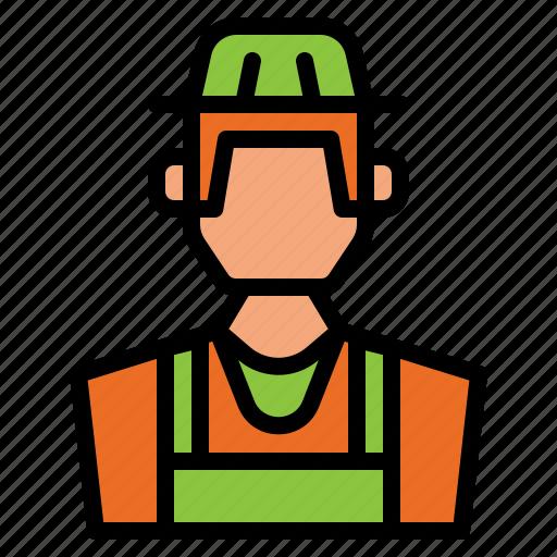 avatar, farmer, gardener, worker icon