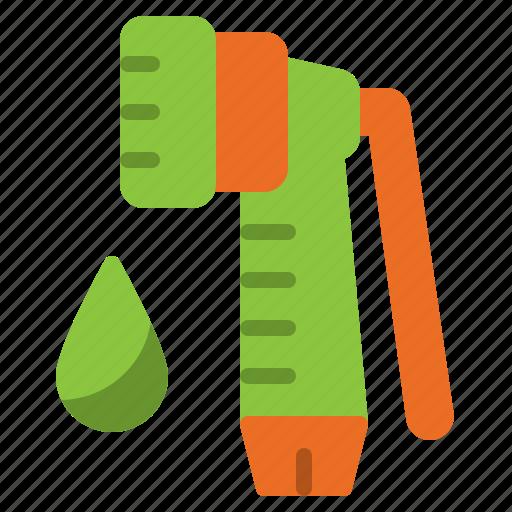 equipment, garden, gardening, hose, tool icon