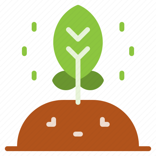 grain, nature, plant, seedling, wheat icon