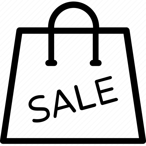 bag, commerce, offer, sale, shopping icon
