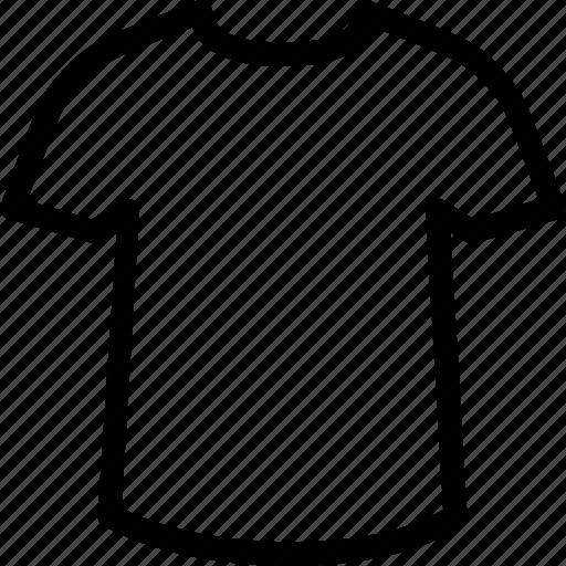 clothing, fashion, shirt, t shirt, tee icon